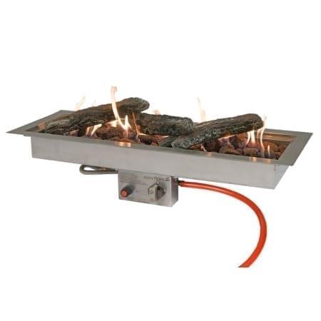 Inbouwbrander Easyfires 76 cm x 26 cm