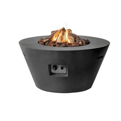 Cocoon Table Cone zwart
