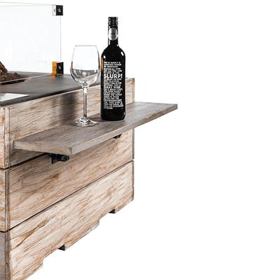 Houten Side Table Teak Nice&Nasty